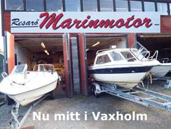 Din båtverkstad mitt i Vaxholm